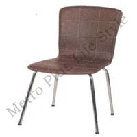 Leather Cafe Chair
