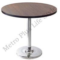 Round Cafe Table