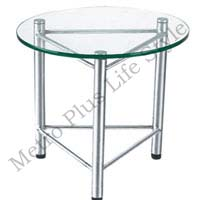 Steel Cafe Table