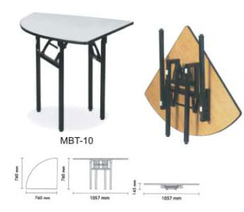 Rectangular Banquet Table 9