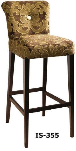 Multi Color Bar Stool_IS-355