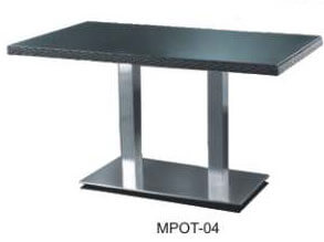 Outdoor Restaurant Table_MPOT-04