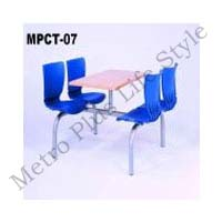 Latest Canteen Furniture_MPCT-07
