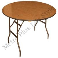 Wood Banquet Table MBT 06