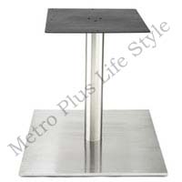 Metal Restaurant Table