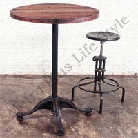 Multi Color Bar Stool__WB-10