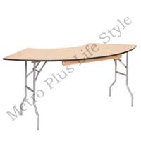 Wood Banquet Table MBT 03