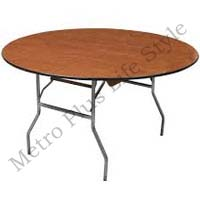 Wood Banquet Table MBT 05